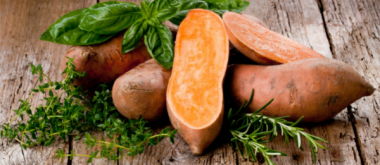 The Anti-Aging Benefits of Sweet Potatoes